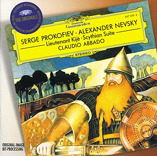 Prokofiev: Alexander Nevsky, O...