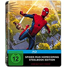 Spider-Man Homecoming Steelbook