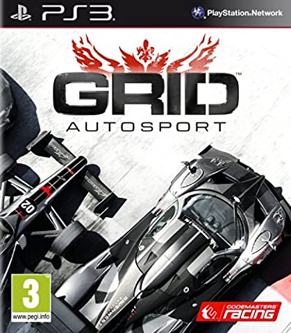 GRID: Autosport (Playstation 3) [UK IMPORT]