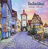 Germany/Deutschland 2019: Kalender 2019 (Artwork Edition)