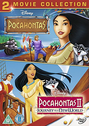 pocahontas-pocahontas-2-journey-to-a-new-world-edizione-regno-unito