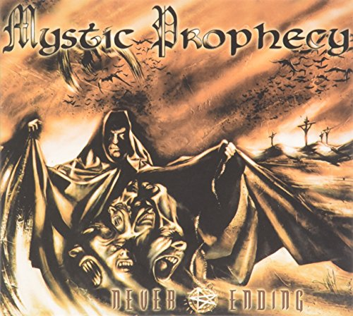 Mystic Prophecy: Never Ending (Audio CD)