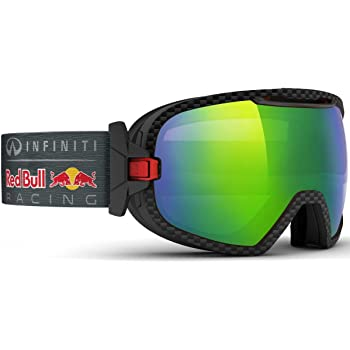 84ff2bff7d Red Bull Racing Eyewear Goggles RBRE Parabolica 007S Black Jungle Race