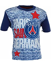 Paris Saint Germain T-shirt Manches courtes Garçon PSG