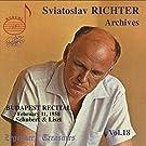 Richter Archives, Vol. 18: 1958 Budapest Recital (Live)