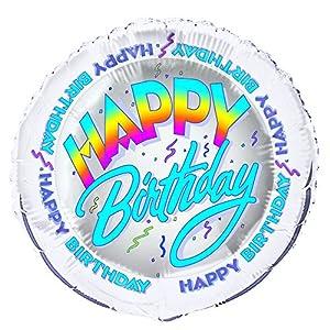 Partido Ênico de 18 pulgadas Foil Feliz Cumpleaños