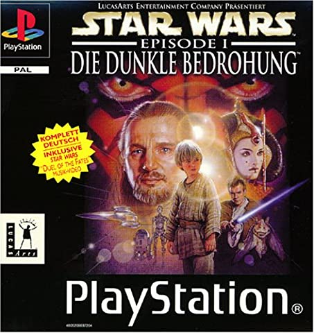 Star Wars - Episode I: Die dunkle