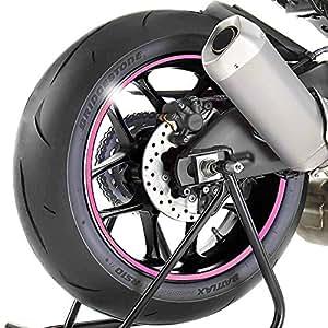 Moto Liserets de jantes BMW HP2 Enduro rose