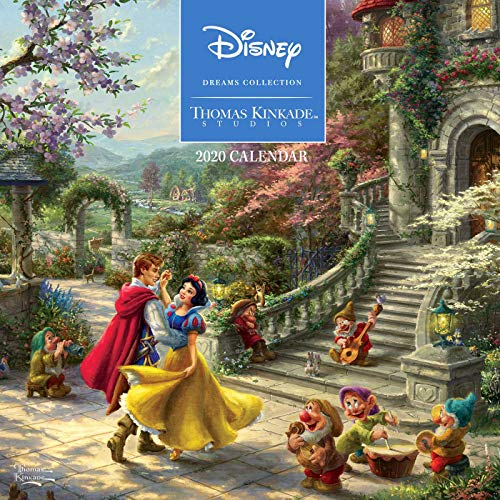 Disney Dreams Collection 2020 Calendar par Thomas Kinkade