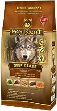 Wolfsblut Deep GladeTrockenfutter für Hunde mit Rothirsch und Wasserbüffel - 2 kg
