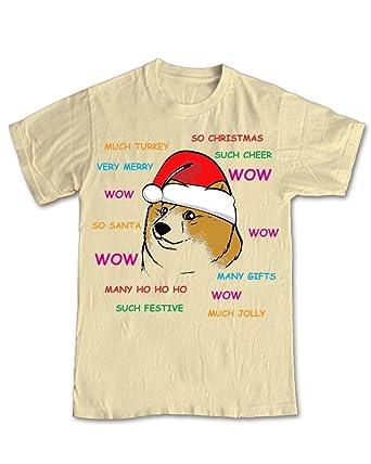 612MOCKryPL._UX342_ shaw tshirts doge christmas meme funny xmas t shirt amazon co uk