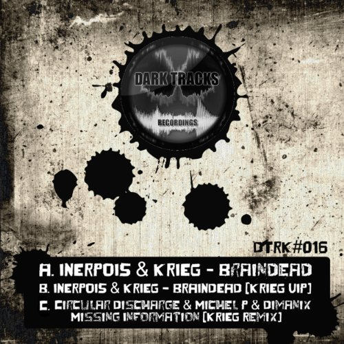 Inerpois + Krieg - Madness EP