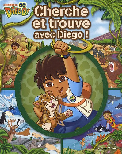 Cherche et trouve avec Diego !
