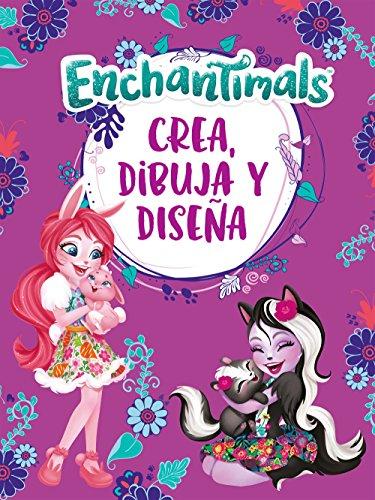 Create, draw and design (Enchantimals. Activities)