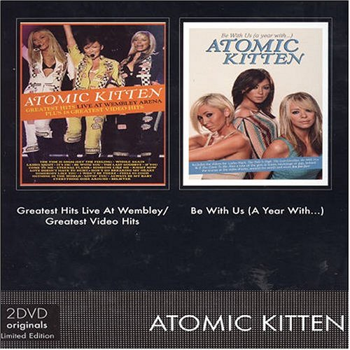 Atomic Kitten - Greatest Hits Live / Be with us [2 DVDs] Preisvergleich