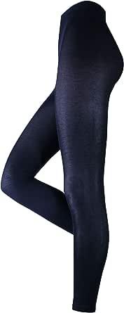 """SANGIACOMO WE LOVE SOCKS Velvet Cotton 120"""" - Leggings Donna coprenti, 120 Denari, in Cotone e Microfibra"""