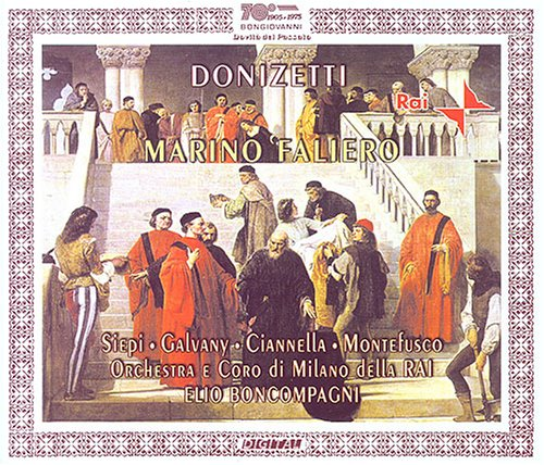Marino Faliero [Import USA]