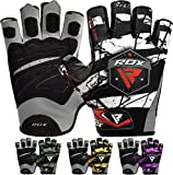 RDX Fitness Handschuhe Gewichtheben Sport Trainingshandschuhe Gym Bodybuilding Workout Gloves