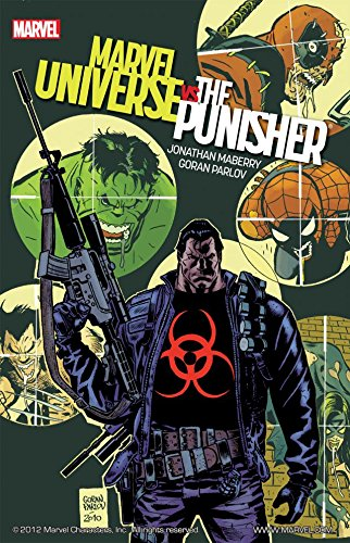Marvel Universe vs. the Punisher (English Edition) eBook ...