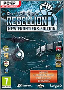 Sins Of A Solar Empire: Rebellion - New Frontiers Edition (PC DVD) [UK IMPORT]