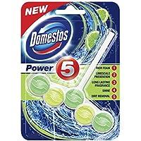 Domestos Power 5 Rim Block Lime 55 g