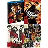 From Dusk Till Dawn - Uncut - Das Original + die TV-Serie Staffel 1 & 2 - 8 Blu-Ray Limited Edition incl. Postkarte