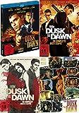 From Dusk Till Dawn - Uncut - Das Original + die TV-Serie Staffel 1 & 2 - 8 Blu-Ray Limited Edition incl. Postkarte