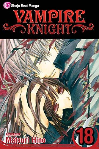 Vampire Knight, Vol. 18 Cover Image
