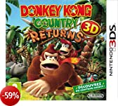 Donkey Kong Country Returns - Nintendo 3DS - [Edizione: Francia]