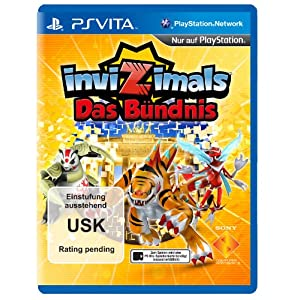 Invizimals – Das Bündnis – [PlayStation Vita]