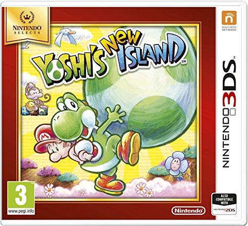 Nintendo, Yoshi's New Island per Console Nintendo 3Ds