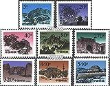 Volksrepublik China 2988-2995 (kompl.Ausg.) 1999 Freimarken: Chinesische Mauer (Briefmarken für Sammler)