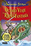 Octavo viaje al Reino de la Fantasía: ¡Descubre el perfume de las hadas y el tufo de las brujas! (Libros especiales de Geronimo Stilton)