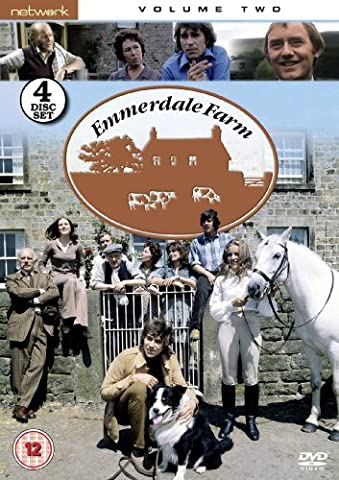Emmerdale Farm - Volume 2 (Ep. 27-52) [4 DVDs] [UK Import]