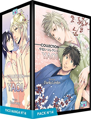 Boy's Love Collection - Pack n°14 - Manga Yaoi (5 tomes)