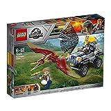 LEGO Jurassic World - Caza del Pteranodon, juego de construcción (75926)