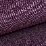 NOVELY® ISSUM samtig Flauschiger Möbelstoff in 21 Farben