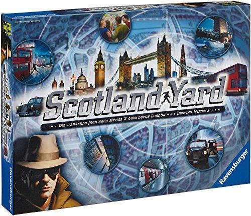 Ravensburger Scotland Yard Scotland Yard Brettspiel