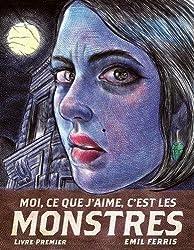 Moi, ce que j'aime, c'est les monstres - Sélection officielle Angoulême 2019
