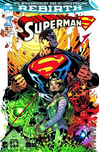 Superman Sonderband: Bd. 1: Der Sohn von Superman (Superman-comic-buch 1)