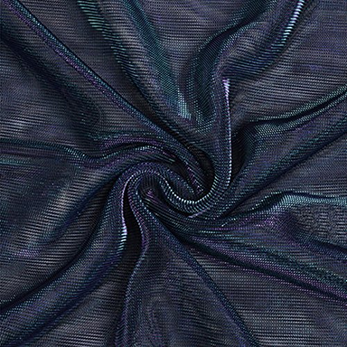 Trasparente Con Rotondo Donne Camicia Top Brevi Femminile Manadlian Collo Maniche Marina Coat Camicia XUqAf