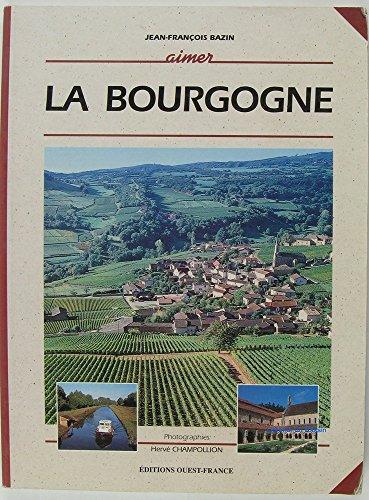 La Bourgogne par Jean-François Bazin