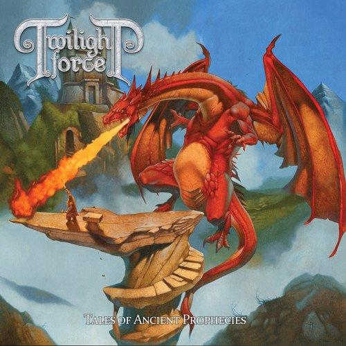 Twilight Force: Tales of Ancient Prophecies [Vinyl LP] (Vinyl)