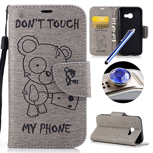 galaxy-a5-2017-wallet-casesamsung-galaxy-a5-2017-leather-caseetsue-cute-funny-bear-quote-cool-leathe