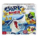 Spin Master 6022563 Shark Mania Spiel, Blue Box