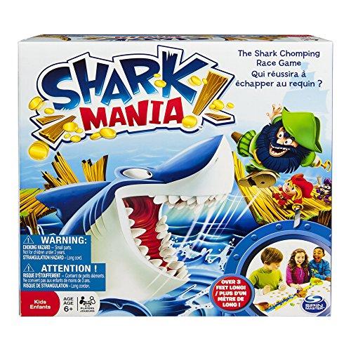 Shark Mania Spiel, Blue Box ()