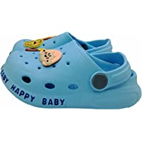 Stepup Store Kids Outdoor Clogs for Rainy Season Flat (3 Months to 5Years)