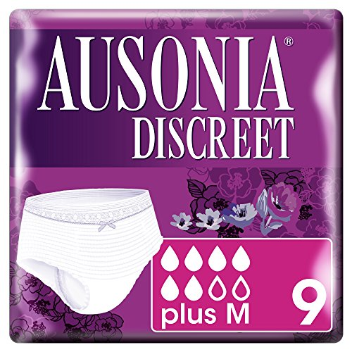 Ausonia Discreet Normal M - Braguitas-Pants