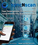 Insure and secure your smartphone against spam calls and SMS. Insure your phone against accidental damage, theft and keep your phone safe agaisnt unwanted calls and SMS with SyncNScan. In case of theft or loss remotely activate the alarm, lock your p...