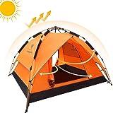 CAMEL Automatische Zelt-hydraulische Wölbungs-Zelt-Überdachung für kampierende automatische Wasserdichte hydraulische Zelte 2-3 Person